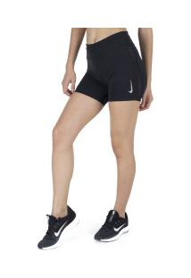 Bermuda Nike Fast Short Tight - Feminina - Preto