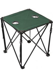 Mesa Camping Dobrável Com Trava De Segurança - Guepardo Fa0200