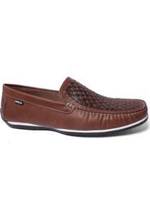 614b4b64d Mocassim Couro Noruega masculino | Shoes4you