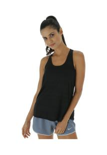 Camiseta Regata Nike Loose Support - Feminina - Preto
