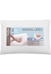 Travesseiro Duoflex Natural Látex 50X70 Bege