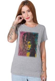 Camiseta Stoned Amy Winehouse Feminina - Feminino