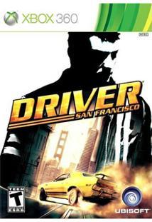 Driver: San Francisco - Xbox 360 - Unissex