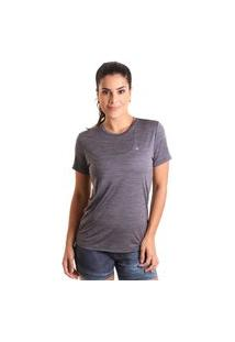 Camiseta Basic Em Energy - Cinza - Líquido