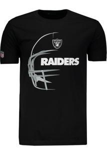 Camiseta New Era Nfl Oakland Raiders Masculina - Masculino 77b430678654d