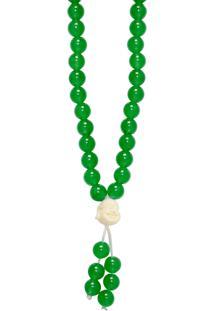 Colar Buda Pendurado - Verde