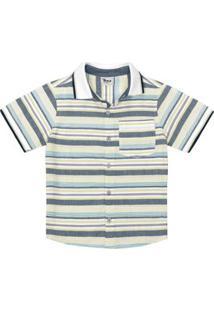 Camisa Infantil Trick Masculina - Masculino-Rosa