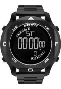Relógio Masculino Mormaii Pro Digital Mo11273B/4P - Unissex