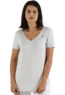T-Shirt It'S & Co Fanny 1206 Mescla Claro