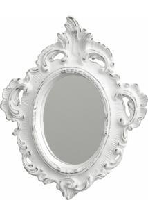 Espelho Casa Da Mãe Joana Genova Branco