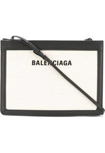 Balenciaga Clutch Aj - Preto