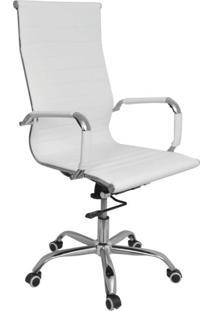 Cadeira Império Brazil Cadeira De Escritório Esteirinha Giratória Com Relax - Tricae
