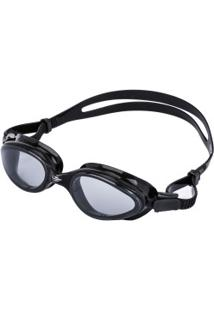 8c22d340bbfa5 Óculos De Natação Mormaii Varuna - Adulto - Preto Cinza Esc