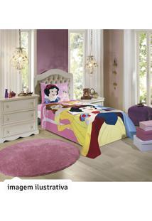 02651b1d6e Jogo De Cama Infantil Princesas Disney 2 Peças - Lepper