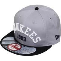 Boné New Era Aba Reta Snapback Mlb Ny Yankees Arch - Unissex 0e4ac5f178d1