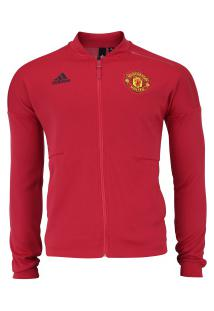 Jaqueta Manchester United 18/19 Zne Adidas - Masculina - Vermelho