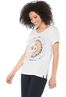 Camiseta Cantão Eclipse Branca