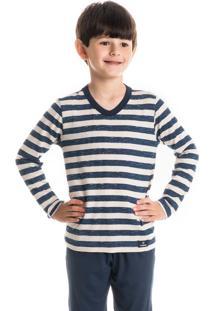 Pijama Olavo Longo Infantil