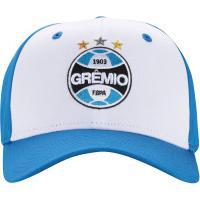 Boné Aba Curva Do Grêmio New Era 940 Hp - Snapback - Adulto - Azul  17694495d6e