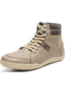 Sapatênis Botinha Shoes Grand Castanho