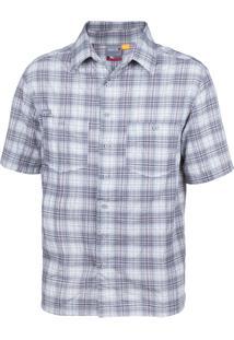 Camisa Xadrez Masculina Mc 17550 - Solo