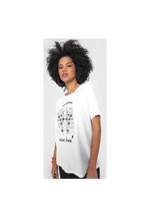 Camiseta Cantão Respire Off-White