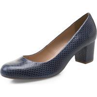9d9a45689f Sapato Azul Azul Marinho feminino | Shoes4you