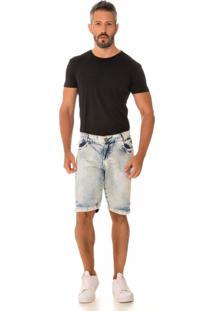 Bermuda Jeans Express Matheus Azul