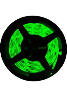 Fita Led Taschibra 5W 5M Bivolt Com Fonte Alimentação Verde