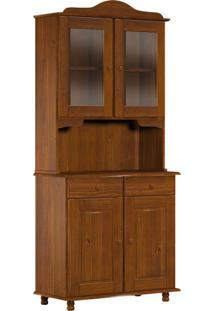 Cozinha Compacta Rubi 4 Pt 2 Gv Imbuia