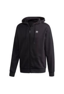 Jaqueta Adidas Fz Hoody Originals Preto