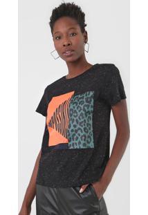 Camiseta Forum Impossible Preta - Kanui