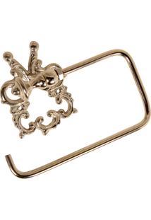 Porta-Papel Higiênico De Metal Saint