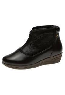 Bota Anabela Doctor Shoes 155 Café