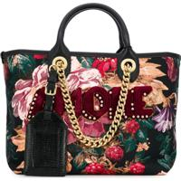 d021775ad0 Dolce   Gabbana Bolsa Tote  Capri  - Preto