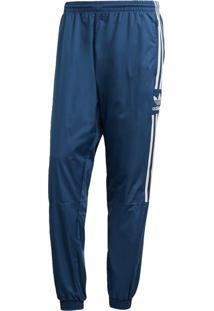 Calça Adidas Ripstop Tp Originals Azul
