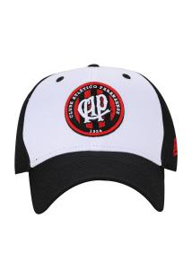 Boné Aba Curva Do Atlético-Pr New Era 940 Hp - Snapback - Adulto - 297c1c64348