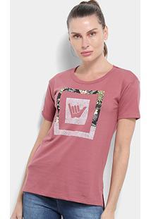 Camiseta Hang Loose Apricot Feminina - Feminino