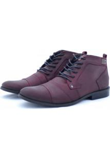 Bota Dexshoes Detroid Bordo