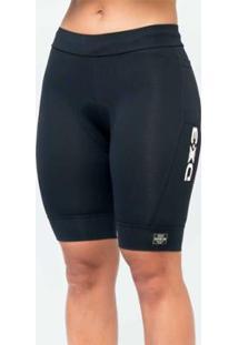 Bermuda De Ciclismo Dx3 Falcon Feminina - Feminino