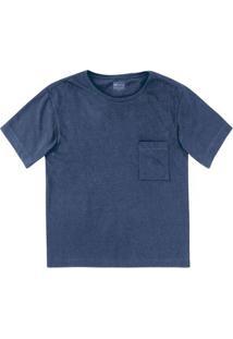 Camiseta Feminina Em Algodão Pima
