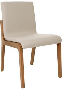 Cadeira Angelina - Bege