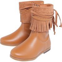 cd54ccac4da385 Bota Para Menina Caramelo Pampili infantil   Shoes4you