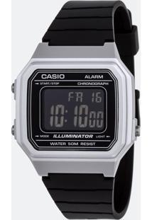 Relógio Unissex Casio W-217Hm-7B Digital 5Atm