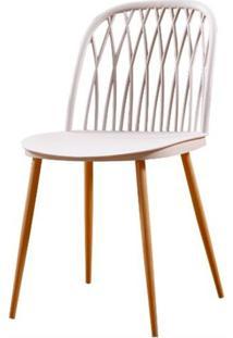 Cadeira Modena Nude Pes Amendoa - 50058 Sun House