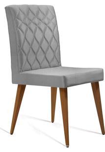 Cadeira Julia T1074-Daf Mobiliário - Gelo