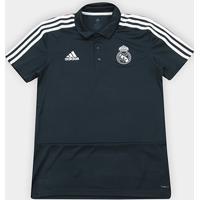 Camisa Polo Real Madrid Adidas Masculina - Masculino 0ba221166129b