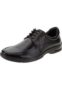 Sapato Masculino Social Democrata - 148102 Preto 37