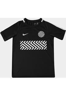 Camisa Infantil Nike Dry Academy Top - Masculino