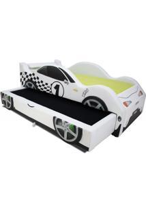 Bicama Xr4 Cama Carro Do Brasil Branca